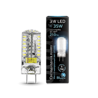 Лампа Gauss LED GY6.35 AC150-265V 3W 4100K 107719203